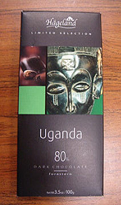 Uganda Chocolate